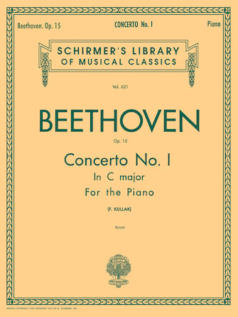Product Cover for Concerto No. 1 in C, Op. 15
