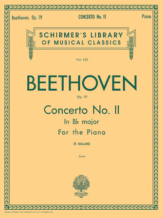 Product Cover for Concerto No. 2 in Bb, Op. 19