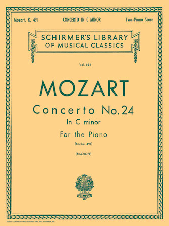 Product Cover for Concerto No. 24 in C Minor, K.491