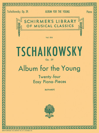 Album for the Young (24 Easy Pieces), Op. 39