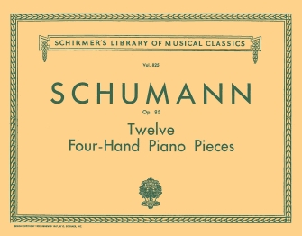 Product Cover for 12 Pieces for Large and Small Children, Op. 85