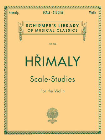 Product Cover for Hrimaly – Scale Studies for Violin