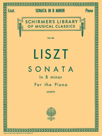 Product Cover for Sonata in B minor