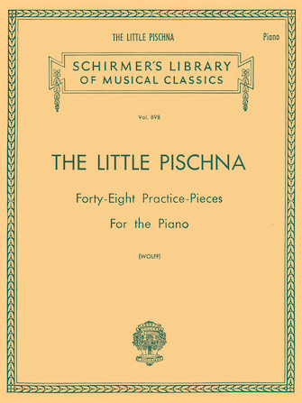 Product Cover for Little Pischna (48 Practice Pieces)