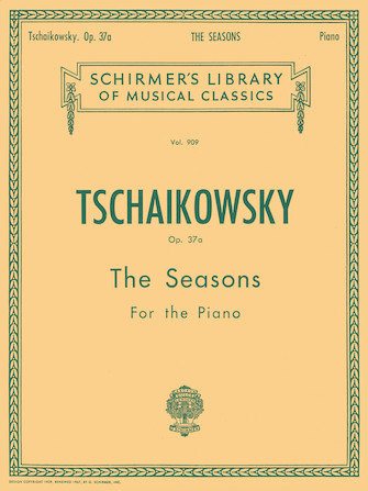 Seasons, Op. 37a