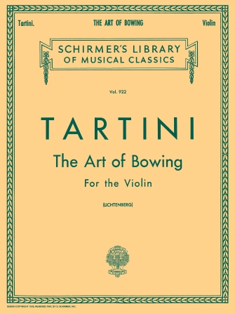 Product Cover for The Art of Bowing