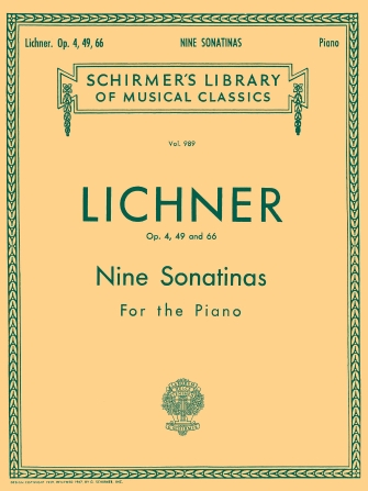 Product Cover for 9 Sonatinas, Op. 4, 49, 66