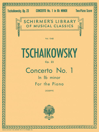 Product Cover for Concerto No. 1 in B-flat minor, Op. 23