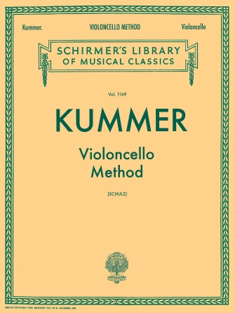 Product Cover for Violoncello Method