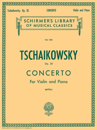 Product Cover for Concerto, Op. 35