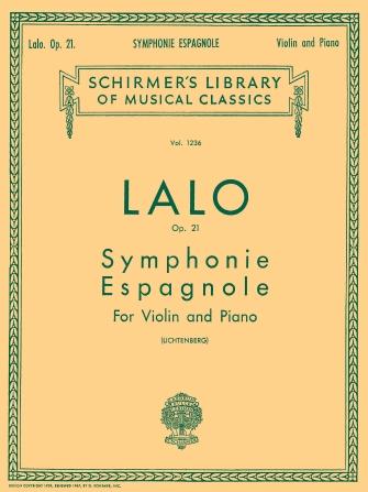 Product Cover for Symphonie Espagnole, Op. 21