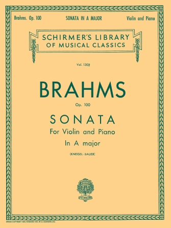 Product Cover for Sonata in A Major, Op. 100