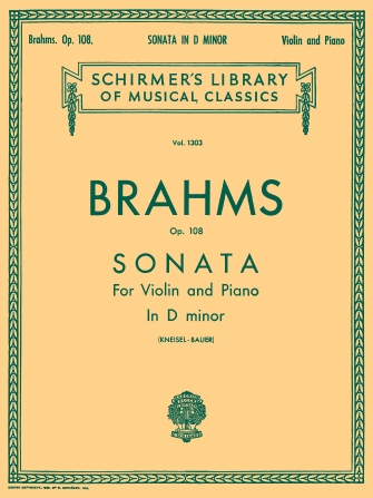 Product Cover for Sonata in D Minor, Op. 108