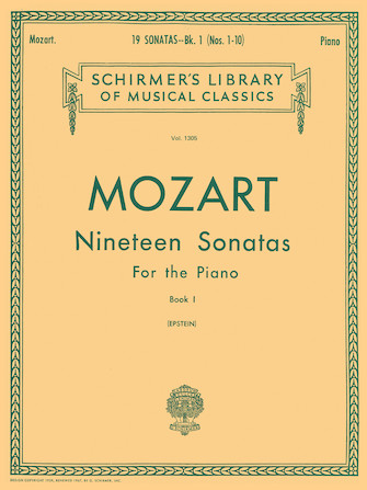Product Cover for 19 Sonatas – Book 1
