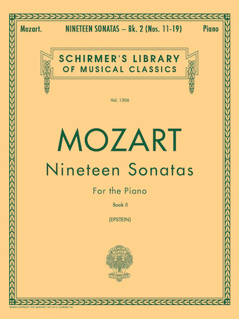 Product Cover for 19 Sonatas – Book 2