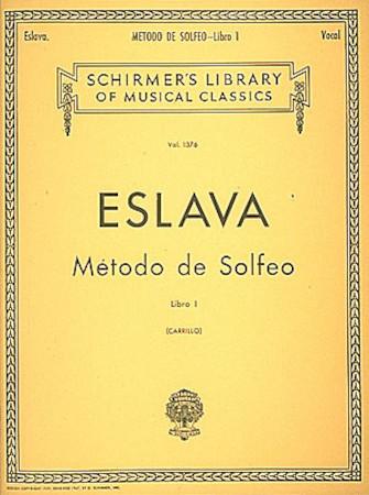 Product Cover for Método de Solfeo – Book I