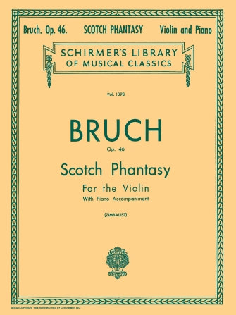 Product Cover for Scotch Phantasy, Op. 46