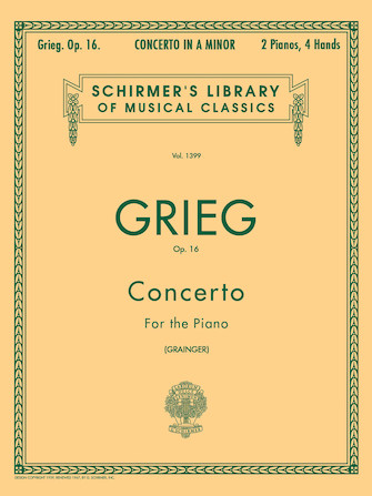 Product Cover for Concerto in A Minor, Op. 16