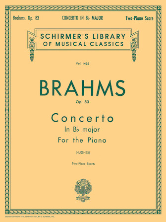 Product Cover for Concerto No. 2 in Bb, Op. 83