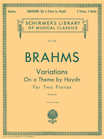 Product Cover for Variations on a Theme by Haydn, Op. 56b
