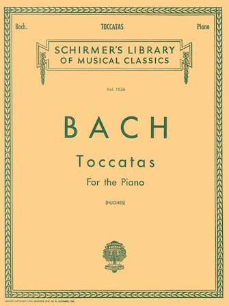 Product Cover for Toccatas