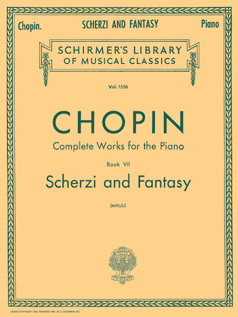Product Cover for Scherzi; Fantasy in F Minor