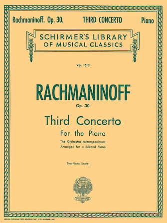 Product Cover for Concerto No. 3 in D Minor, Op. 30
