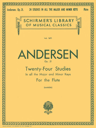 Product Cover for Twenty-Four Studies, Op. 21