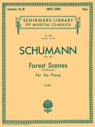 Product Cover for Forest Scenes (Waldszenen), Op. 82