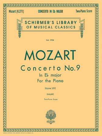 Product Cover for Concerto No. 9 in Eb, K.271