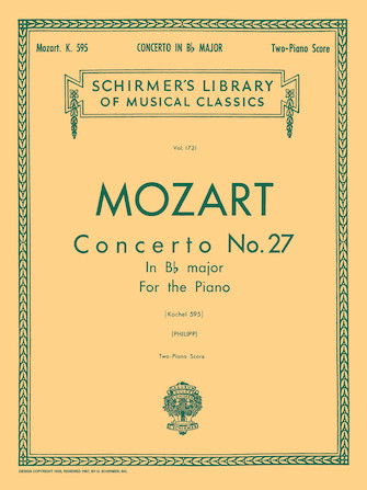Product Cover for Concerto No. 27 in Bb, K.595