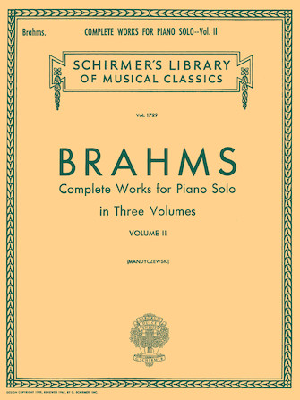 Product Cover for Complete Works for Piano Solo – Volume 2