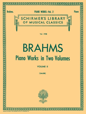 Product Cover for Piano Works – Volume 2