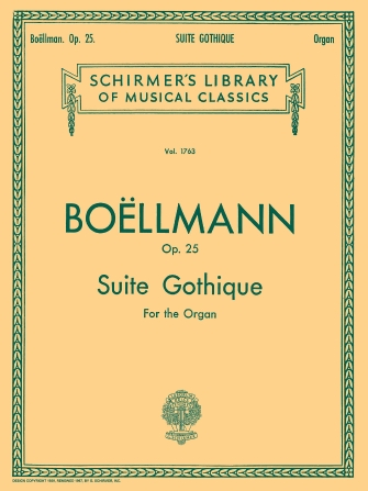 Product Cover for Suite Gothique, Op. 25