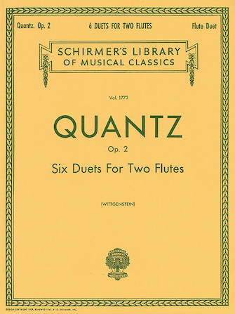 Product Cover for Schirmer Library of Classics Volume 1773