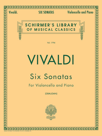Schirmer Library of Classics Volume 1794