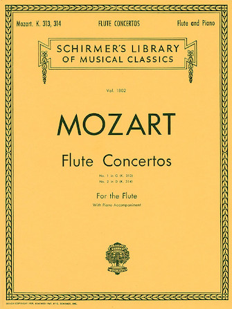 Product Cover for Schirmer Library of Classics Volume 1802
