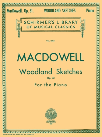 Product Cover for Woodland Sketches, Op. 51