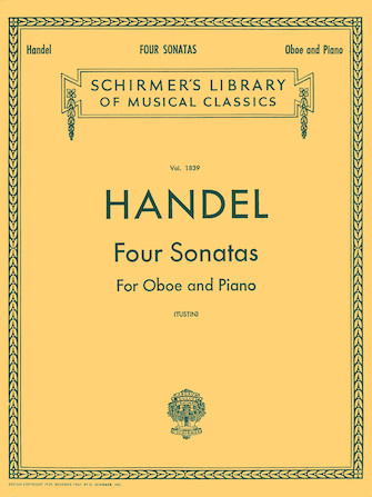 Product Cover for Four Sonatas