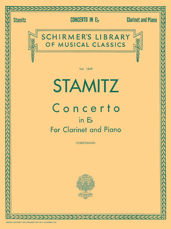 Product Cover for Schirmer Library of Classics Volume 1849