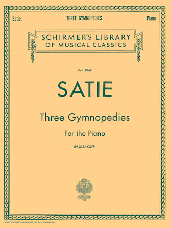 Product Cover for 3 Gymnopédies