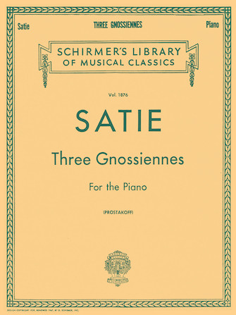 Product Cover for 3 Gnossiennes