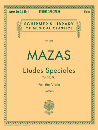 Product Cover for Etudes Speciales, Op. 36 – Book 1