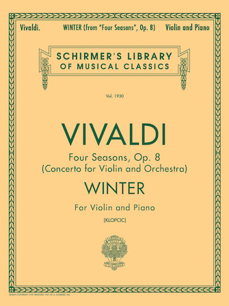 Product Cover for Schirmer Library of Classics Volume 1930