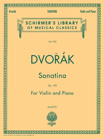 Product Cover for Sonatina, Op. 100