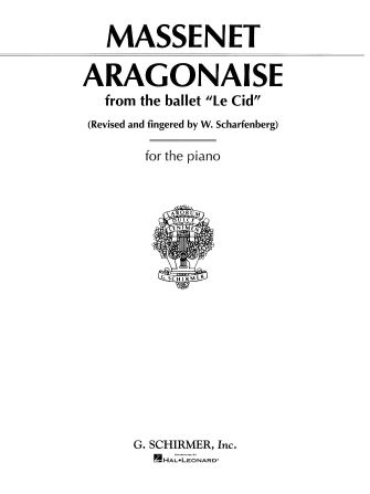 Product Cover for Aragonaise from Le Cid