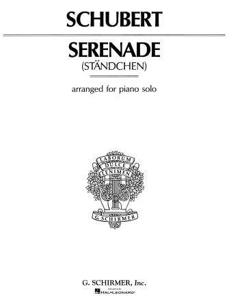 Product Cover for Ständchen (Serenade)