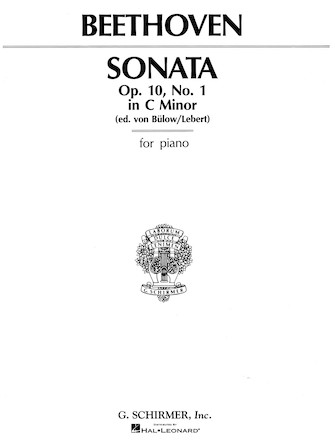 Product Cover for Sonata in C Minor, Op. 10, No. 1