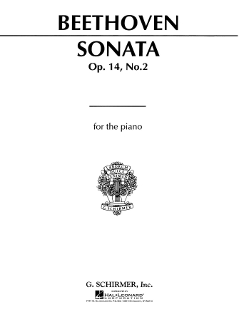Product Cover for Sonata in G Major, Op. 14, No. 2