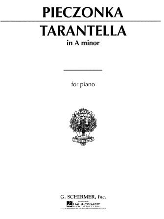 Product Cover for Tarantella in A Minor